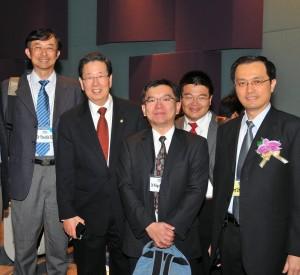Drs. Yin-Chih Fu, Ping-Cheng Liu, Wei-Hsiu Hsu & Chih-Hwa Chen